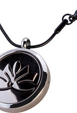 Classic Lotus Aromatherapy Locket