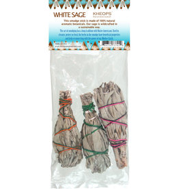 White Sage Mini - 3 Pack
