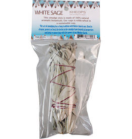 Smudging Herbs - White Sage - 5-6 inches
