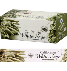 Incense- Green Tree White Sage - 15 gram