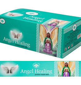 Incense - Green Tree Angel Healing - 15 gram