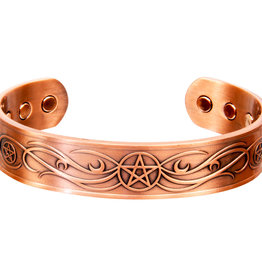 Bracelet - Copper Pentacle