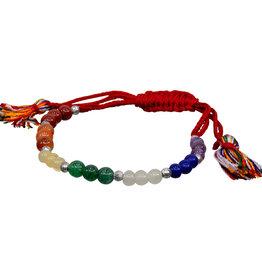 Bracelet - Adjustable Chakra