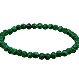 Bracelet - Reconstituted Malachite