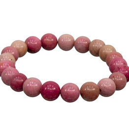 Bracelet -Rhodonite - 8mm