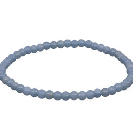 Bracelet - Angelite - 4mm