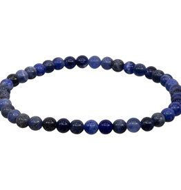 Bracelet - Sodalite - 4-5mm