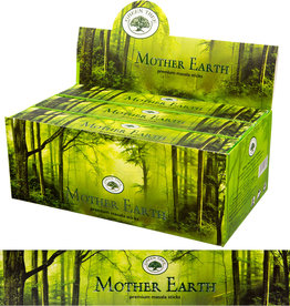 Incense - Green Tree Mother Earth - 15 gram