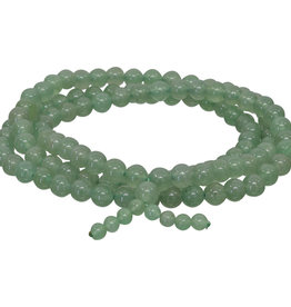 Mala Prayer Bracelet - Green Aventurine