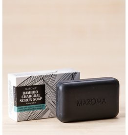 Soap Scrub - Bamboo Charcoal