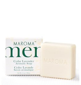 Men Soap - Cedar Lavender