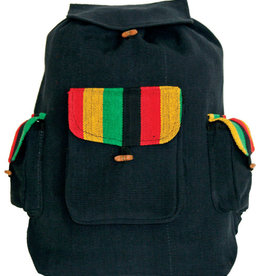 Rasta Back Pack