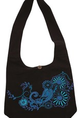 Paisley Flower Bag