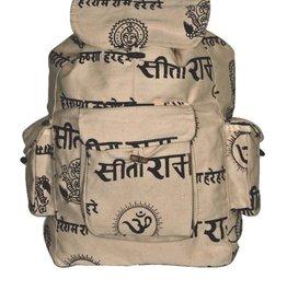 Large Mantra Back Pack