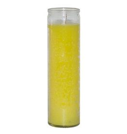 7 Day Candle - Plain Yellow - C8PYEL