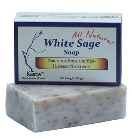 Soap - White Sage 100gm - KWS-SOAP
