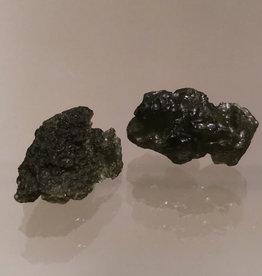 Moldavite - Med