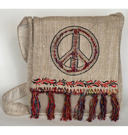 Peace Hemp Bag