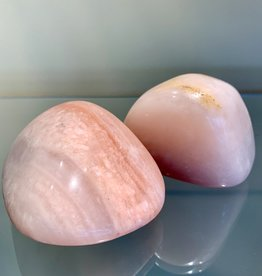 Moonstone Palm Stone - Jumbo