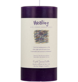 Reiki Charged Candle - Healing