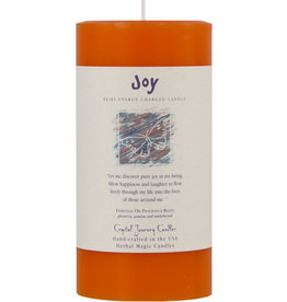 Reiki Charged Candle - Joy