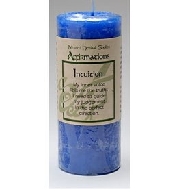 Affirmations Candle - Intuition