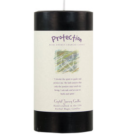 Protection Reiki Charged Candle