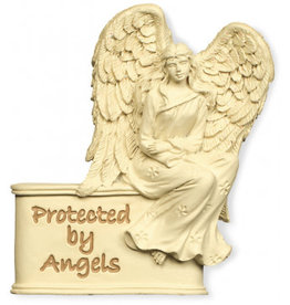 Visor Clip - Protected by Angels