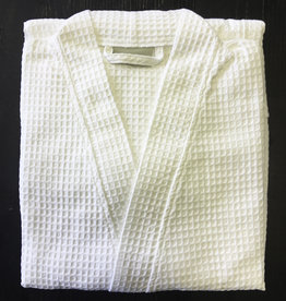 Waffle Weave Robe