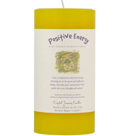 Positive Energy Reiki Charged Candle