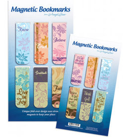 Magnetic Live in Joy Bookmarks