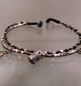 Anklet- Buddhist Charm A730