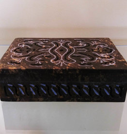 Box - Soapstone Box - 6564