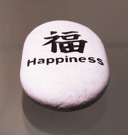Happiness Tranquility Stone 2 inches - 3849HA