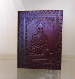 Journal - Buddha Leather - 6 x 8 inches - 2921
