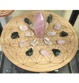 Crystal Grid: Love