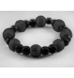 Lucky Karma Onyx Bracelet - Power and Success