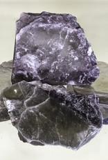 Bi-Color Lepidolite - medium