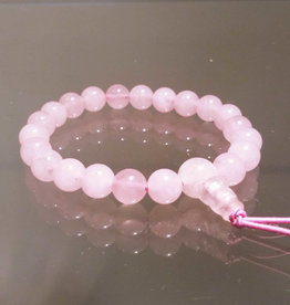 Power Bracelet - Rose Quartz