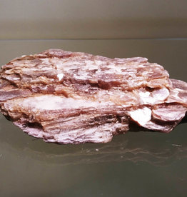 Bi-Color Lepidolite High Grade w/Lithium specimen- lg