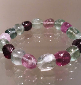 Bracelet - Fluorite Free Form