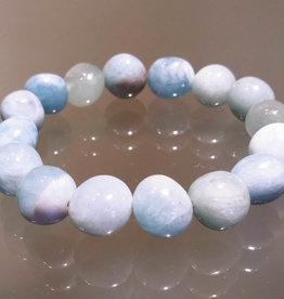 Bracelet - Aquamarine Free Form - B35AQU