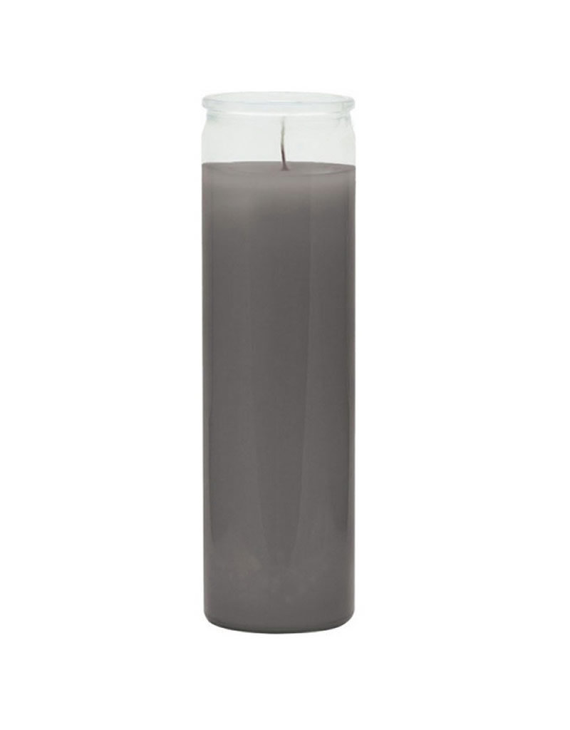 7 Day Candle - Plain Gray