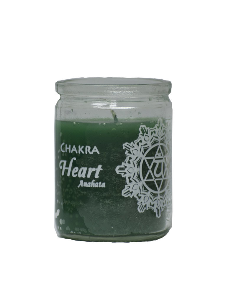 50 Hr Candle - Chakra Heart