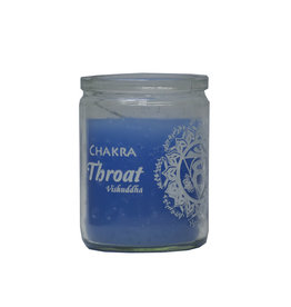 50 Hr Candle - Chakra Throat