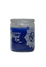 50 Hr Candle - Chakra Third Eye