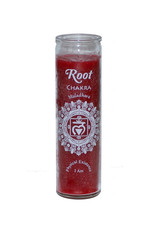 7 Day Candle - Chakra Root Red