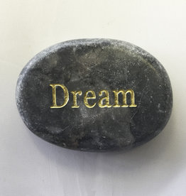 Dream Marble Word Stone - 4508DR