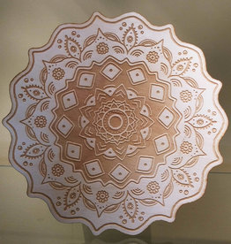 Mandala Crystal Grid #7 - 12 inches