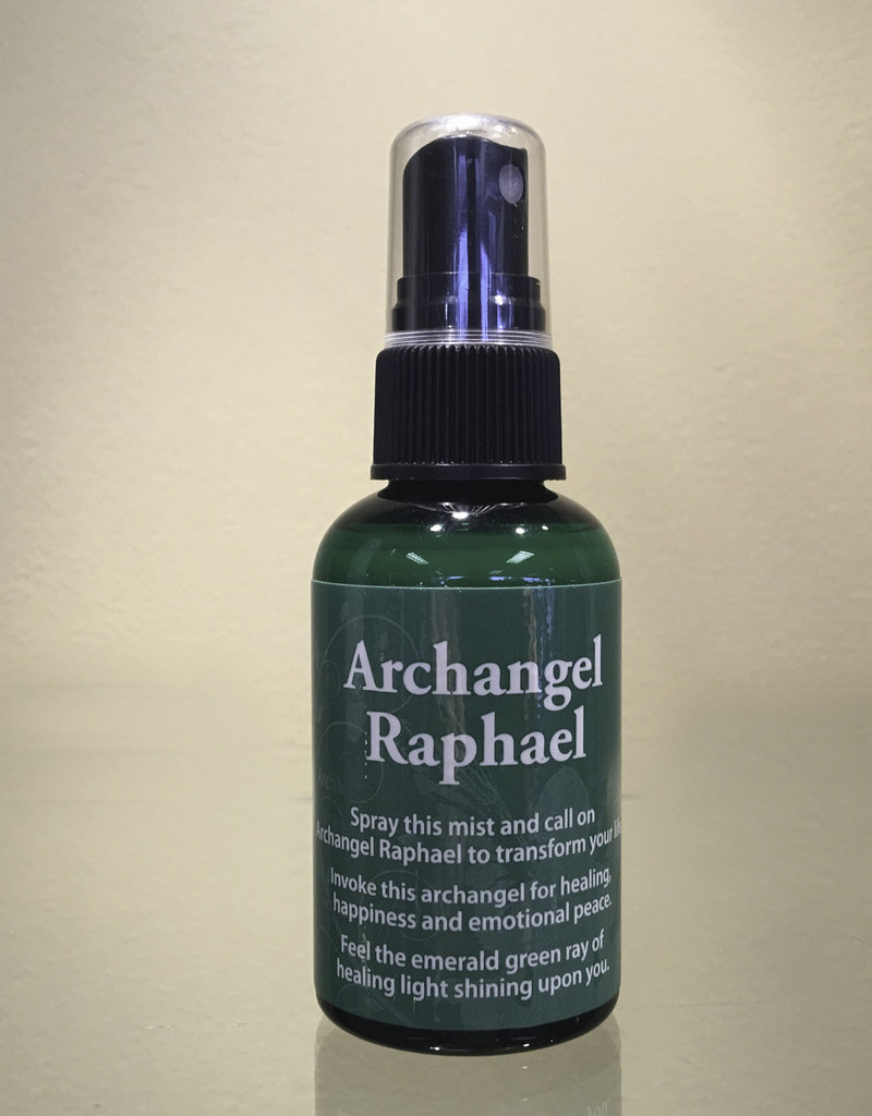 Archangel Raphael Spray - 2 oz. - ARSW2